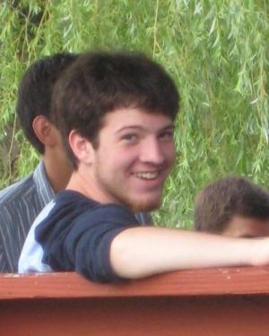 Jonah at Kutz Camp Summer 2008