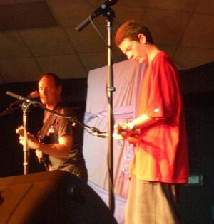 Jonah and Dan Kutz Camp, July 2005