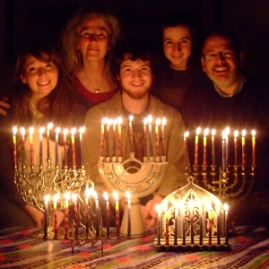 Taken on January 1, 2009 ... we missed Hanukkah by only 3 days!