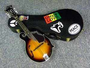 Jonah's mandolin