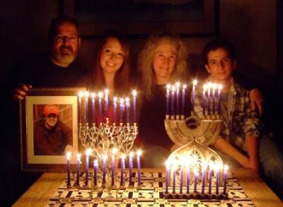 Amidst Adversity, Blessings Abound Hanukkah 2009