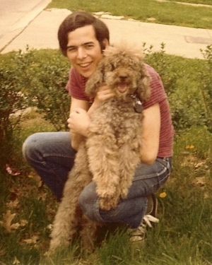 Billy and Frankie circa 1973