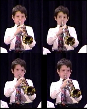 Trumpet Stylings Age 9 (1999)