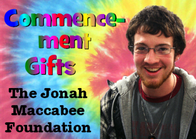 Commencement Gifts campaign (May 2012)
