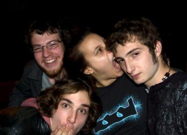 Jonah and friends UB 2008-09