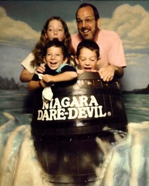 Niagara Falls (sort of) August 1999