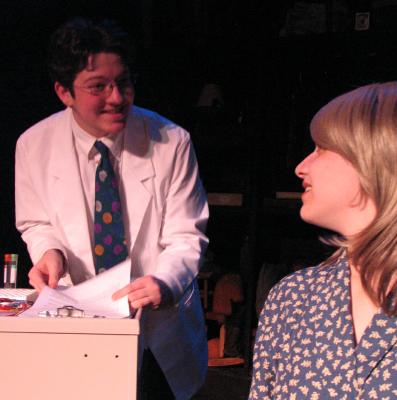 "Jonah and Naomi Riemer ""Marvin's Room,"" May 2007"