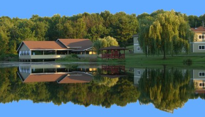 Jonah took this photo at Kutz in 2007. Pretty dreamy place!