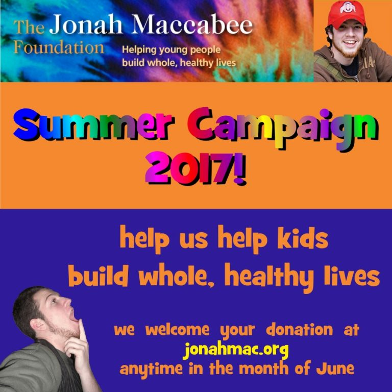 JFM's Summer Campaign is now on!