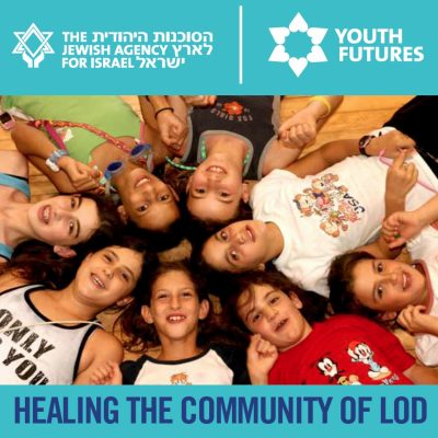 Youth Futures, Lod, Israel